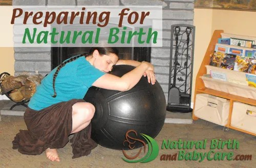 Preparing for a Natural Birth