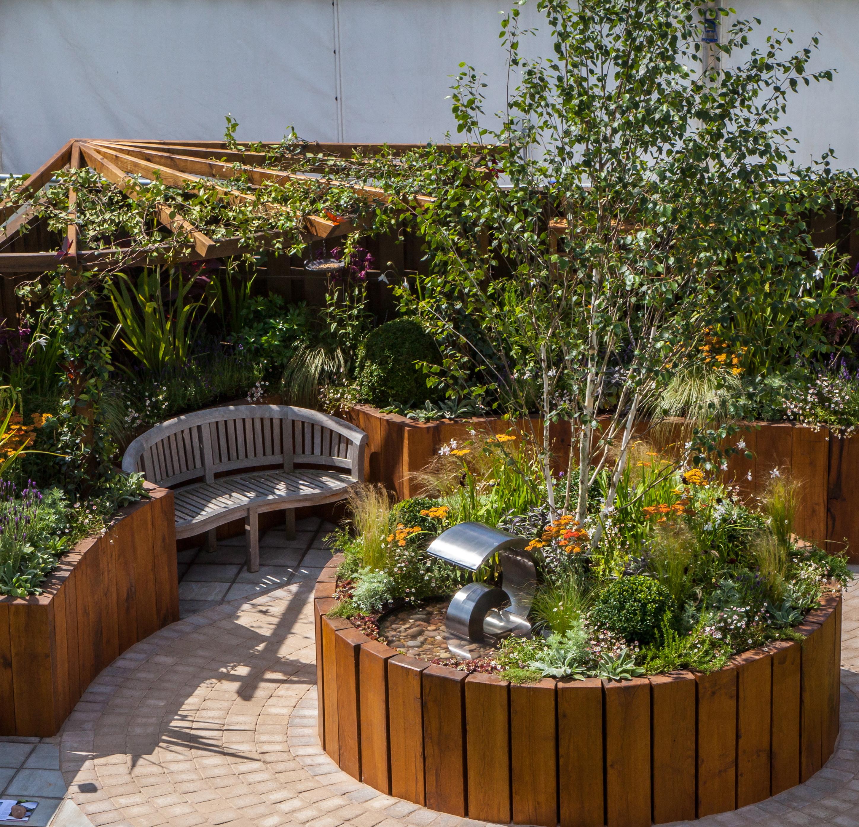 Shrewsbury Flower Show - Natural Elements Design