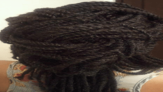 Protective Styling With Weave
