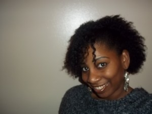 3 day old twistout 300x225 HairStory Asha H.