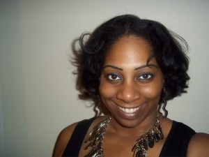 Dominican Blowout Pincurled 300x225 HairStory Asha H.