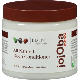 Eden BodyWorks All Natural Jojoba Monoi Deep Conditioner