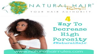 Improve Your Hair&#039;s Porosity