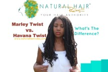 Marley Twists and Havana Twists: Whats the Difference