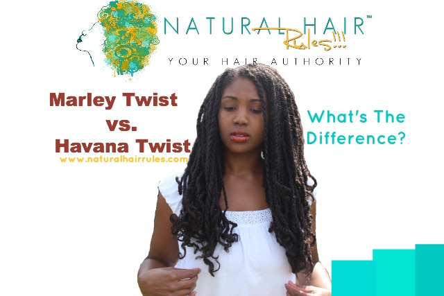 Marley Twist Vs Havana Twist Marley Twists and Havana Twists: Whats the Difference