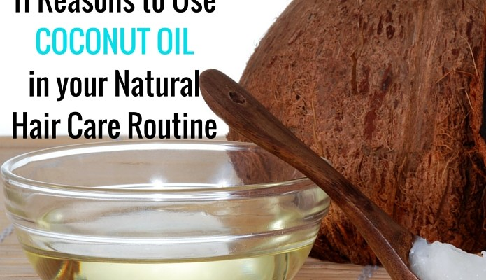 11 Ways to Use Coconut Oil for Your Natural Hair Routine