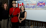 Kick-Off RCMP Lori and Leslie 2014