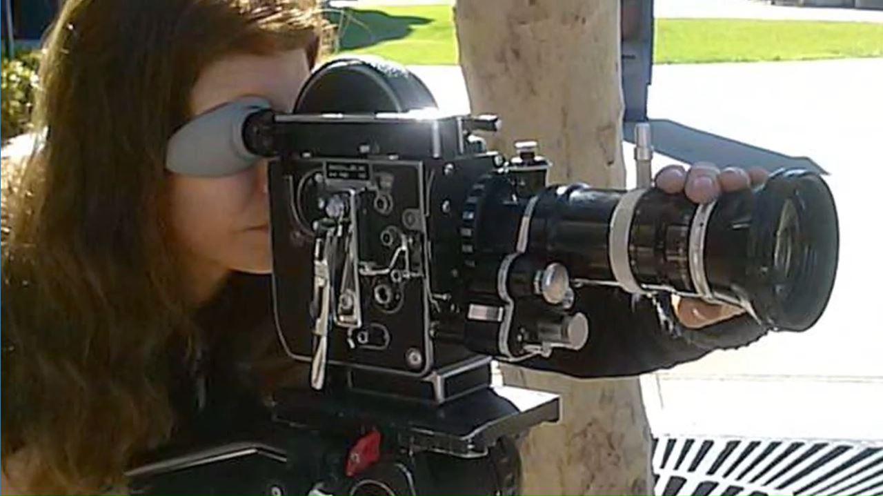 Tammy film shoot