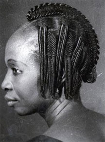 africanstyle In Celebration of Black History Month A Look Back at the Black Hair Story