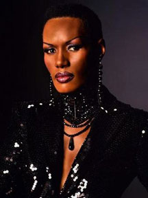 grace jones 15 In Celebration of Black History Month A Look Back at the Black Hair Story