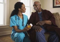 home-care for loved one