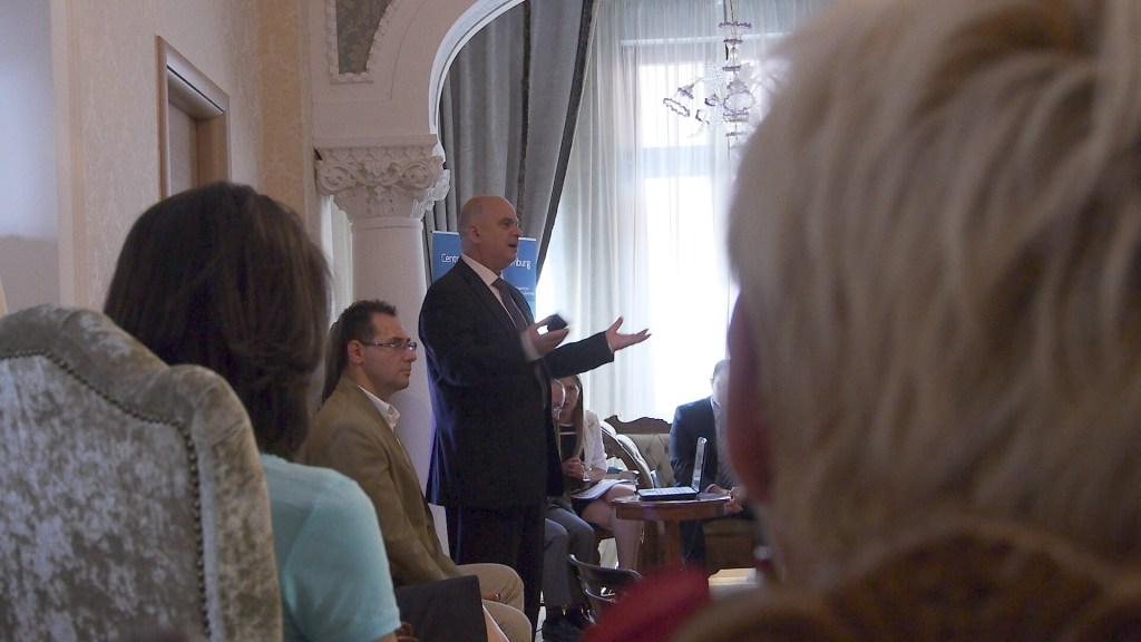 Prof. Univ. Dr. Florin Ioan Munteanu, membru Academiei Oamenilor de Stiinta