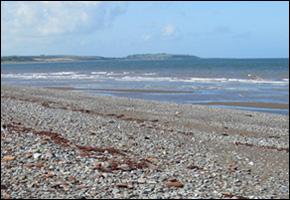 Cumbrian Seashore
