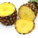 La Piña, una Fruta que conviene tomar