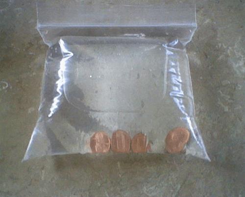 plastic-zakje