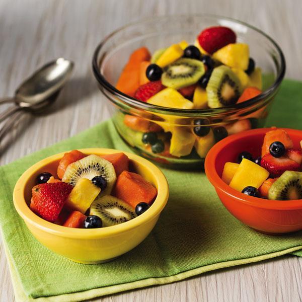 Buttermilk-Fruit
