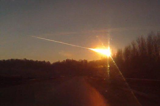 Russian Meteorite_2013