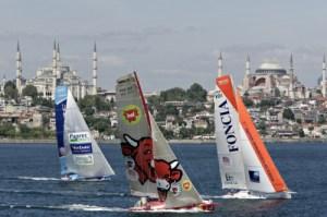 Pas d'Europa Race pour les Imoca en 2012