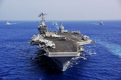 carrier-strike-group