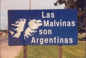 Las Malvinas son Argentinas