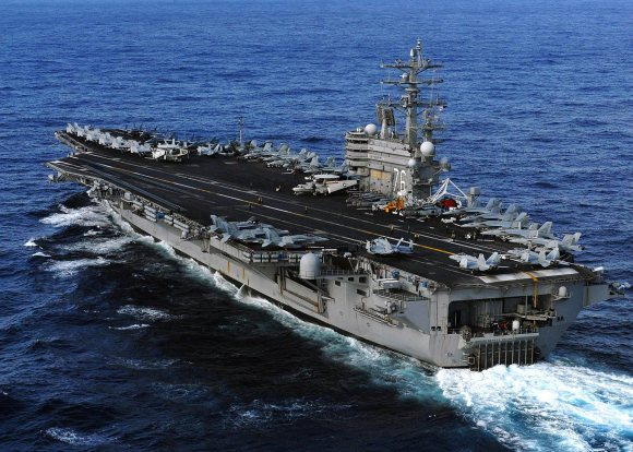 USS Ronald Reagan CVN76