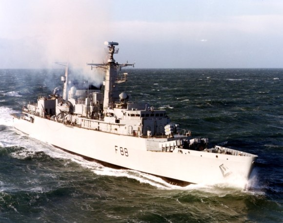 HMS Broadsword