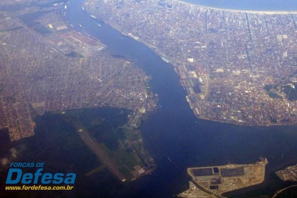 Porto de Santos - foto Nunão