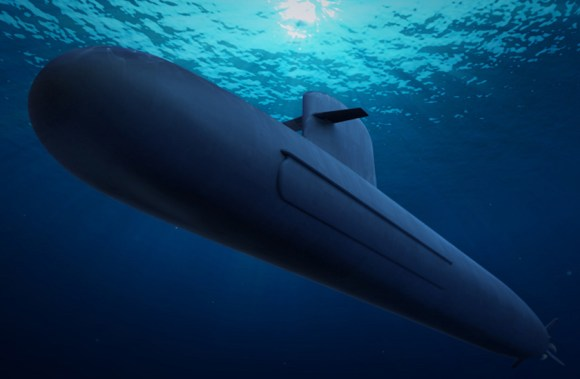 Submarino com propulsão nuclear Álvaro Alberto