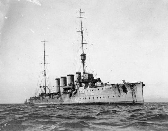 HMS Glasgow - 3
