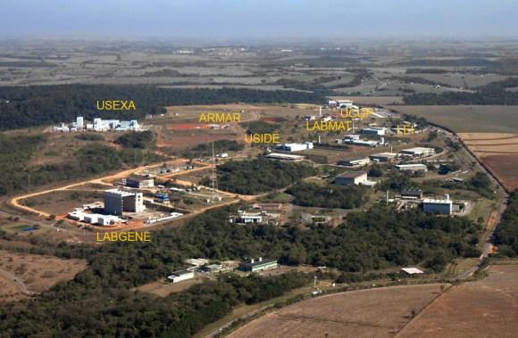 CTMSP - Aramar