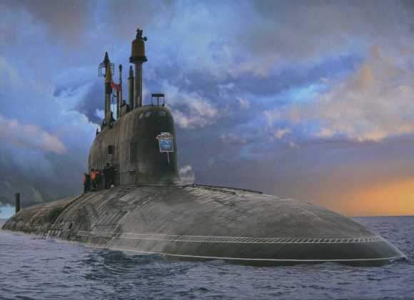 K-329-Severodvinsk