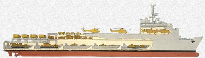 Siroco - ilustração classe Foudre