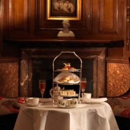 ロンドンアフタヌーンティーのお値段、ドレスコード、食べ方