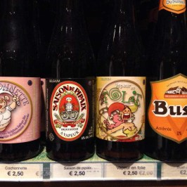 ブリュッセルでベルギービールを飲み歩き