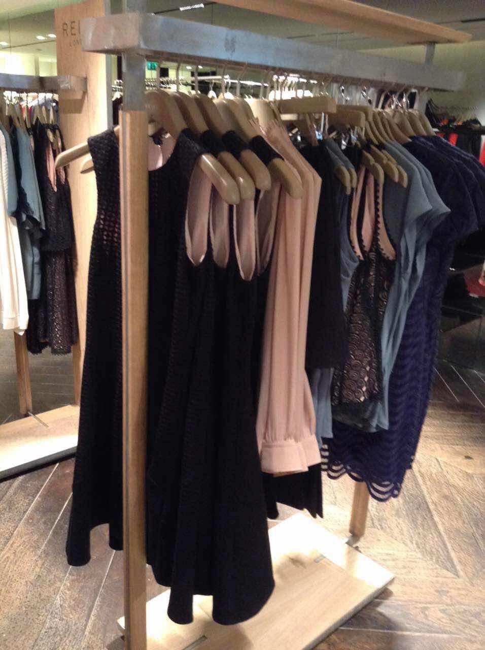 【REISS】ケイト妃ご愛用イギリスのファッションブランド試着体験