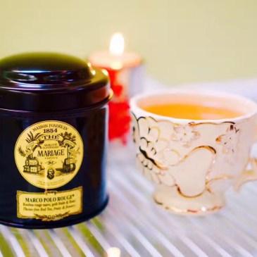 ロンドンSelfridge で買ったルイボスティーとさくら緑茶