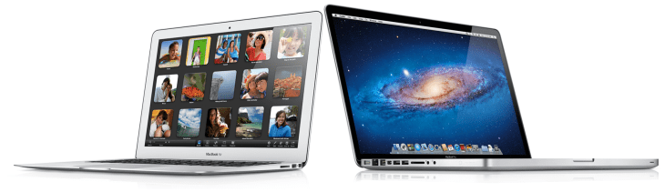 ¿MacBook Pro sería reemplazada por la MacBook Air?