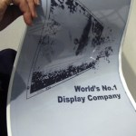 LG inicia producción de e-Ink flexible