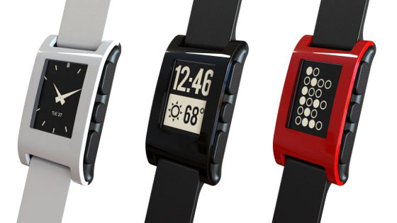 Relojes Inteligentes - Pebble