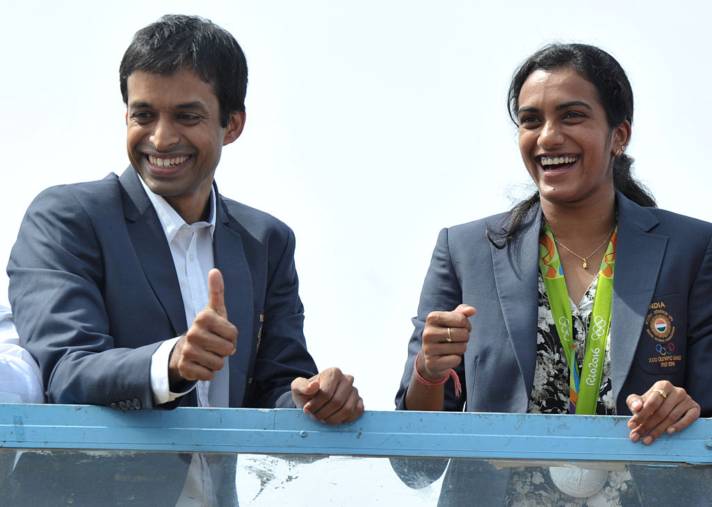 BADMINTON-INDIA-SPORTS-SINDHU