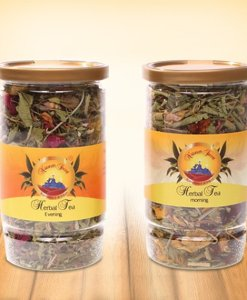 Nazareth Morning & Evening Herbal Tea