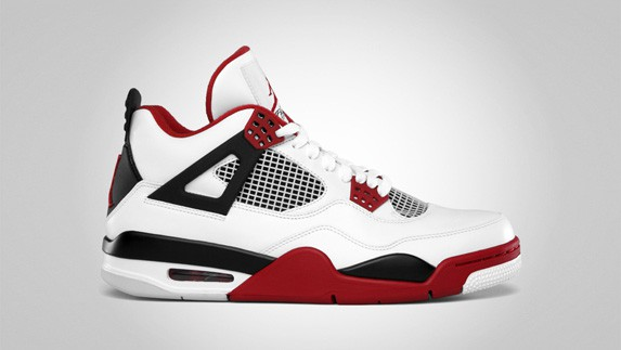 Air Jordan IV Retro Fire Red