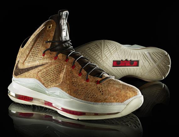 Nike lebron x cork 3
