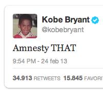 amnesty that