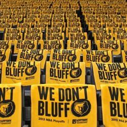Grizzlies Memphis Playoffs 2013