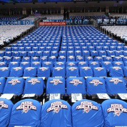 Thunder Playoffs