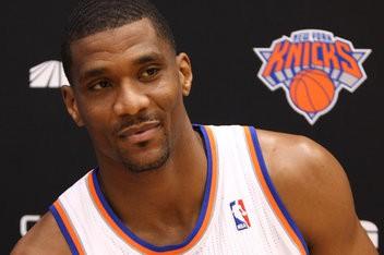 NBA: New York Knicks-Media Day