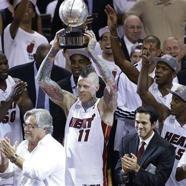 Miami campeon Este 2013