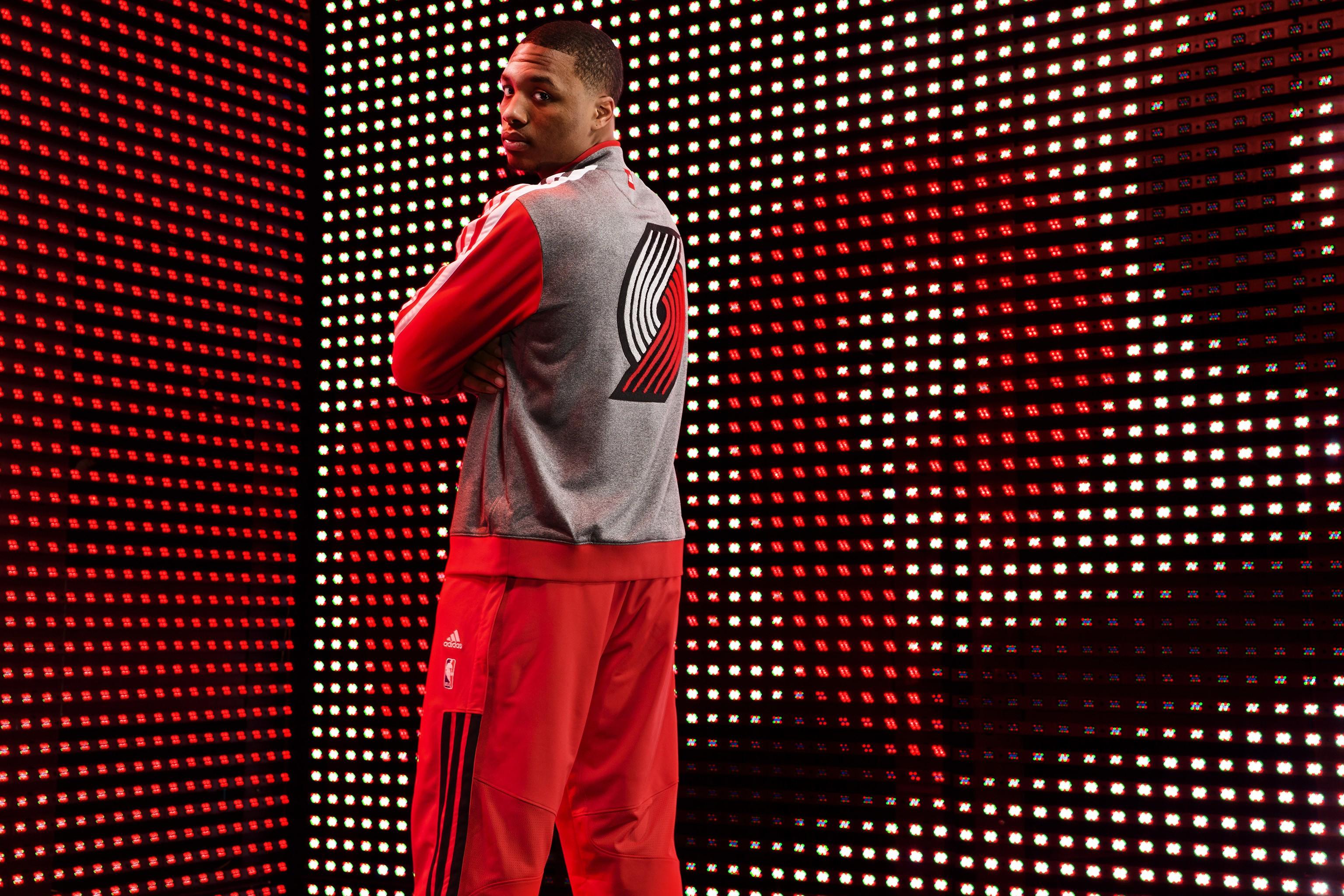 adidas-NBA SOS Damian Lillard 1