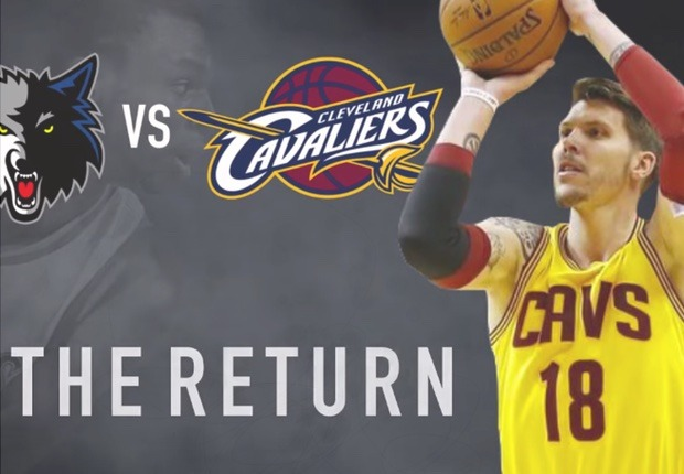 Mike Miller TheReturn